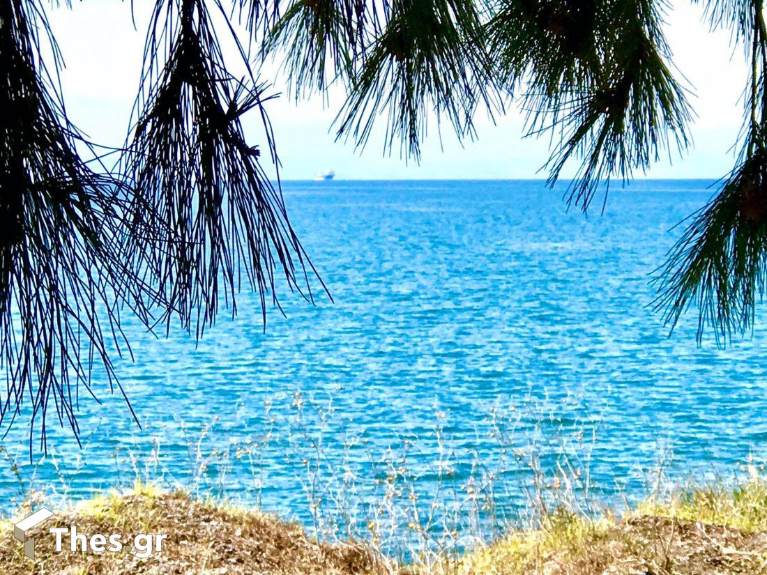 θάλασσα Καλαμαριά