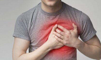 σημάδια για καρδιακό επεισόδιο