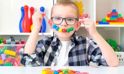7 παιχνίδια για παιδιά με αυτισμό