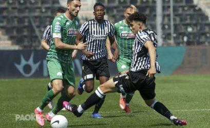 Super League: Εμεινε στο… μηδέν με τον Παναθηναϊκό ο ΠΑΟΚ