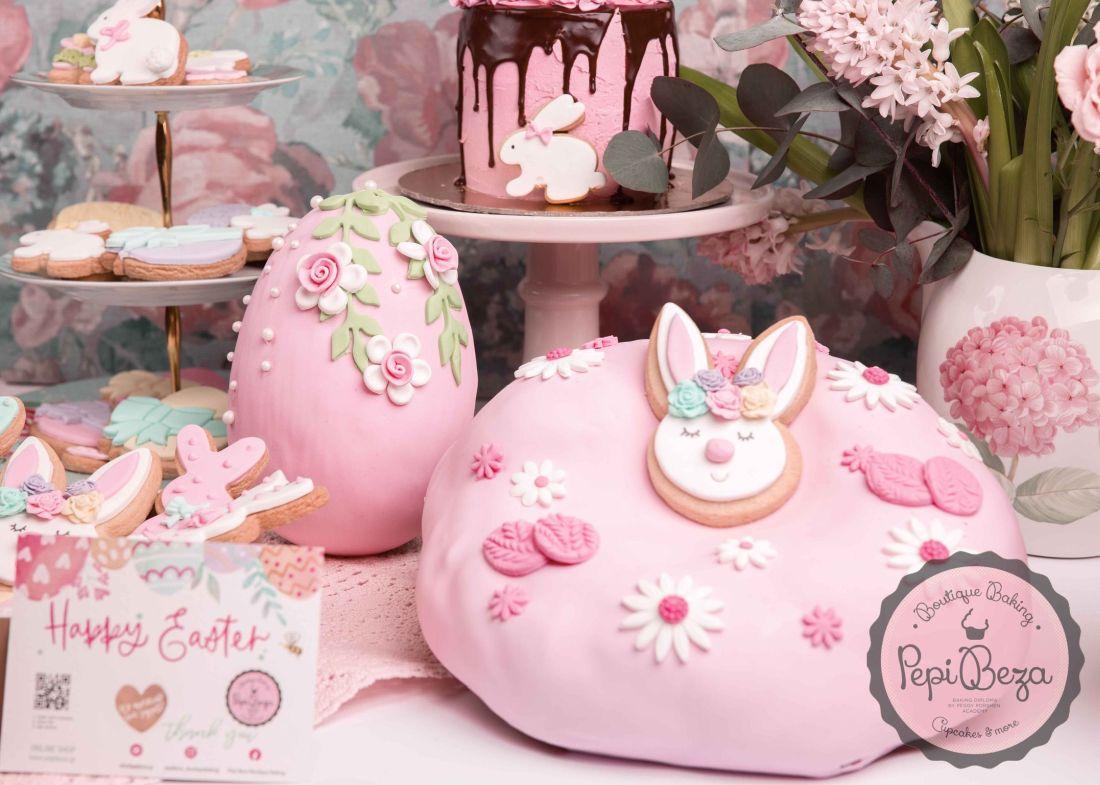 Pepi Beza Boutique Baking Πάσχα