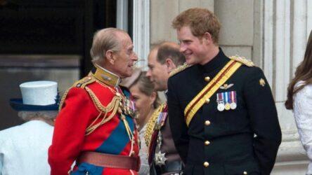 Βρετανία: Συγκινεί ο πρίγκιπας Χάρι για τον θάνατο του παππού του