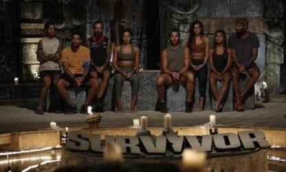 Survivor: Αυτές είναι οι νέες ομάδες στο νησί