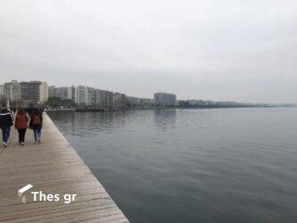 Θεσσαλονίκη ομίχλη