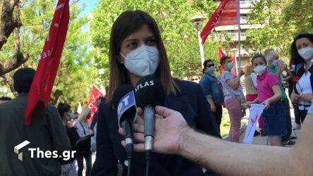 Νομική διαδικασία για τα λεωφορεία από την Λειψία θα κινήσει η Κατερίνα Νοτοπούλου