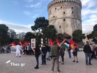 Χιλιάδες άνθρωποι στους δρόμους υπέρ των Παλαιστινίων σε Ευρώπη και Βόρεια Αμερική