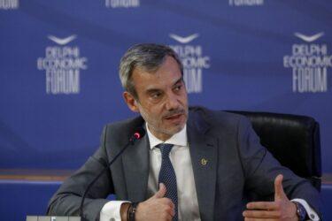 """Ζέρβας: """"Η 'συμμαχία του καλού' καταλύτης για την ανάπτυξη της Θεσσαλονίκης"""""""