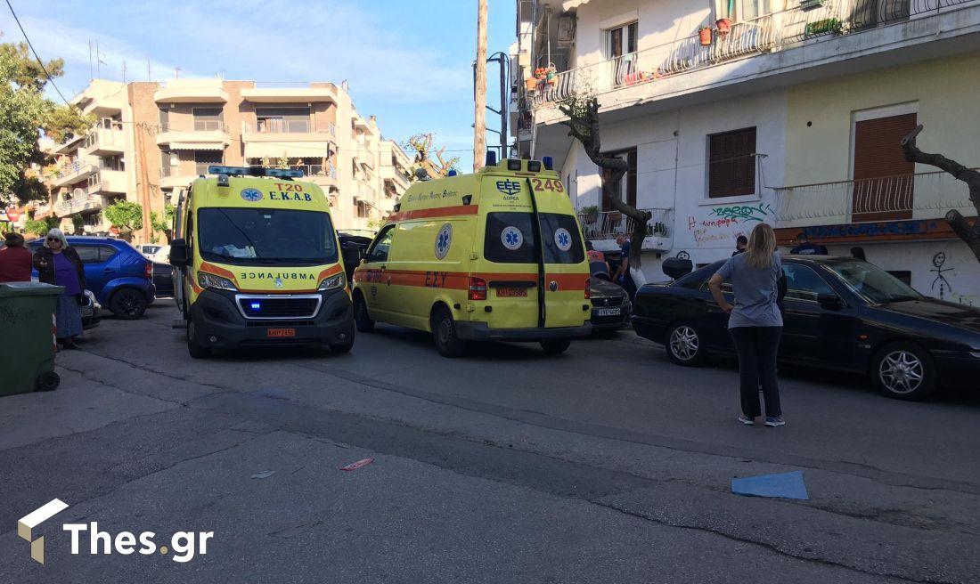 Θεσσαλονίκη ατύχημα