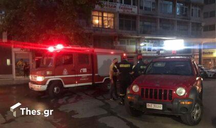 Θεσσαλονίκη: Καταστράφηκε ολοσχερώς διαμέρισμα στην Τούμπα από φωτιά