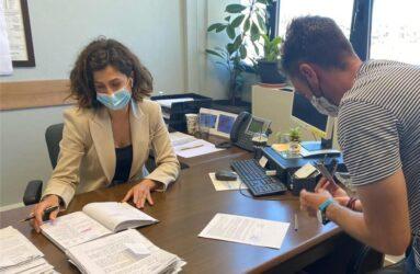 Δήμος Καλαμαριάς: Ασφαλής πρόσβαση των μαθητών ΑΜΕΑ στις σχολικές μονάδες