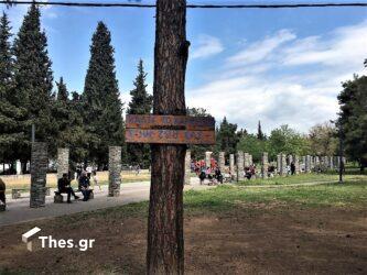 στρατόπεδο Καρατάσιου Καρατάσου Θεσσαλονίκη στην πόλη