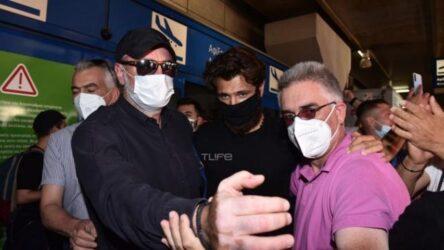 Survivor: Ο Νίκος Μπάρτζης επέστρεψε στην Ελλάδα