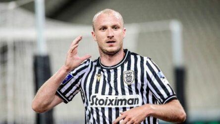 """Κρμέντσικ: """"Με τον ΠΑΟΚ κέρδισα το πιο σημαντικό μου τρόπαιο"""""""