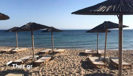 """Χαλκιδική: """"Πρεμιέρα"""" σήμερα για τις οργανωμένες παραλίες (ΦΩΤΟ)"""