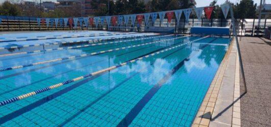 Καλαμαριά: Ανοίγει για το κοινό το δημοτικό κολυμβητήριο