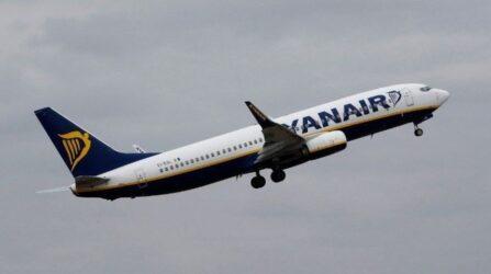 """Τέλος στο θρίλερ της """"αεροπειρατείας"""": Το αεροσκάφος προσγειώθηκε στη Λιθουανία"""