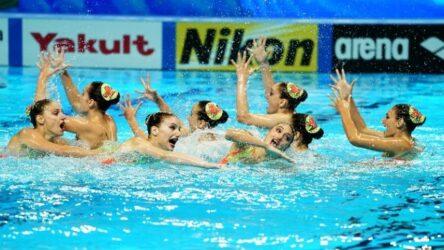 Συγχρονισμένη κολύμβηση: Φινάλε με αργυρό μετάλλιο για την Ελλάδα στο Ευρωπαϊκό της Βουδαπέστης