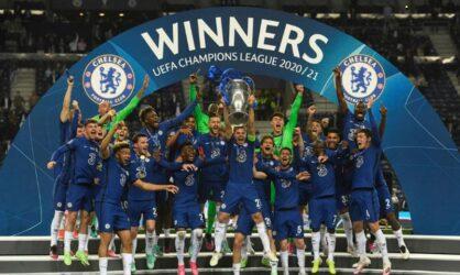 Champions League: Στην κορυφή της Ευρώπης η Τσέλσι