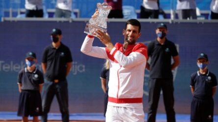 Τένις: Τον 83ο τίτλο της καριέρας του κατέκτησε ο Τζόκοβιτς