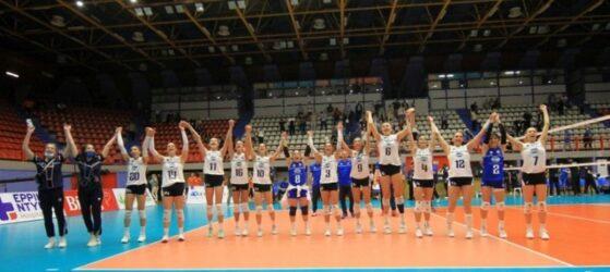 Βόλεϊ: Στην τελική φάση του Ευρωπαϊκού Πρωταθλήματος οι γυναίκες