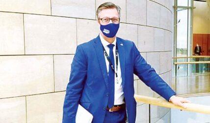 Χρήστος Κατζίδης: Ο Γερμανός βουλευτής που αναζητά τις ποντιακές του ρίζες
