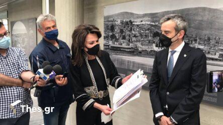 Η Γιάννα Αγγελοπούλου επίτιμη πρόεδρος του Συνδέσμου Φιλίας Ελλάδας – Ισραήλ