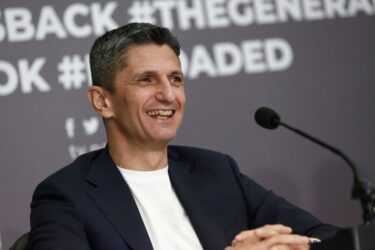 Ο ΠΑΟΚ παρουσίασε τον Λουτσέσκου: Τι είπε για τη… δουλειά που άφησε στη μέση και τους στόχους του