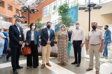 Θεσσαλονίκη: 1500 φυτά στους εργαζομένους του νοσοκομείου Παπαγεωργίου