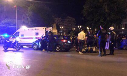 Θεσσαλονίκη: Δύο αυτοκίνητα συγκρούστηκαν στην Εγνατία