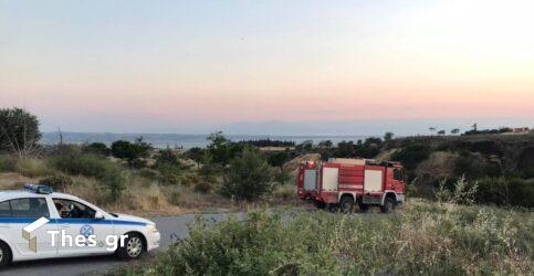 ΤΩΡΑ: Δύο φωτιές στην Θεσσαλονίκη