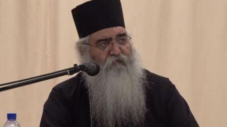 Διαμαρτυρία της Εκκλησίας της Ελλάδος για τον Μητροπολίτη Μόρφου και τα κηρύγματά του