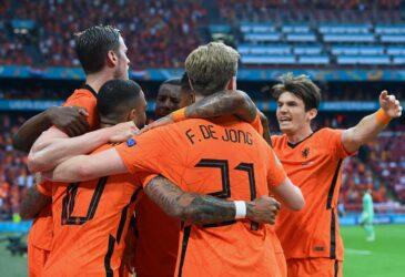 Euro 2020: Ανετη η Ολλανδία, επικράτησε με 2-0 της Αυστρίας (ΒΙΝΤΕΟ)