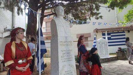 Δήμος Ωραιοκάστρου: Τιμήθηκαν στο Μελισσοχώρι η επέτειος της 19ης Ιουνίου 1913 και οι ήρωες της μάχης Κιλκίς – Λαχανά