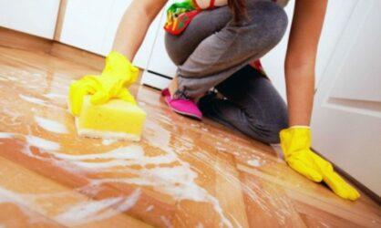 σπίτι καθαριότητα δουλειές νεύρα