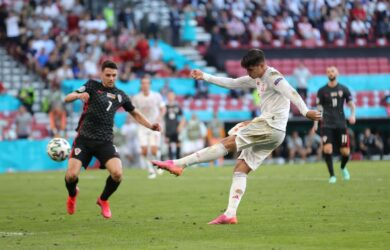 Euro 2020: Στους «8» η Ισπανία – Νίκησε με 5-3 στην παρτίδα… τάβλι τους Κροάτες (ΒΙΝΤΕΟ)