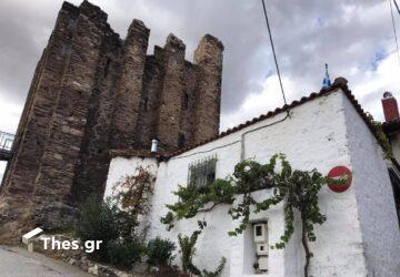 Χαλκιδική: Επισκέψιμος και πάλι ο πύργος στην Γαλάτιστα