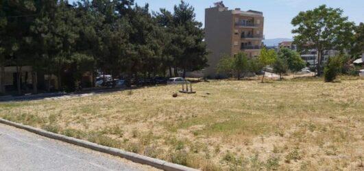 Καλαμαριά: Δημιουργείται νέο πράσινο σημείο στον Αγιο Ιωάννη