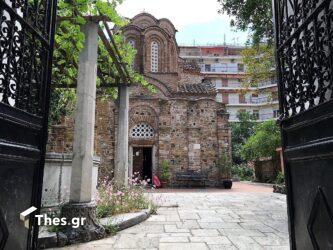 Ναός Αγίου Παντελεήμονος Θεσσαλονίκη Βυζαντινός