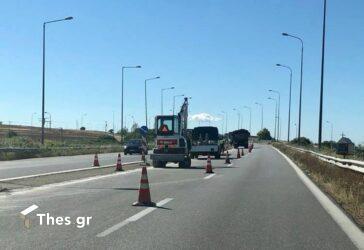 Θεσσαλονίκη: Σε ποια σημεία στον Περιφερειακό θα γίνουν έργα