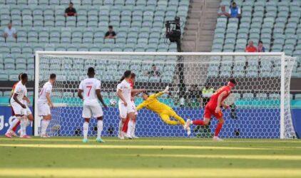 "Euro 2020: Η Ουαλία ""άρπαξε"" τον βαθμό από την Ελβετία"