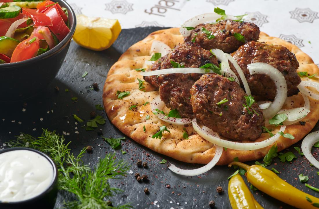 Falafel Street Food Θεσσαλονίκη