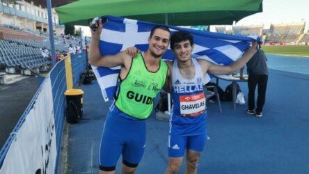 Στίβος: Πρωταθλητής Ευρώπης ο Γκαβέλας στα 100μ.