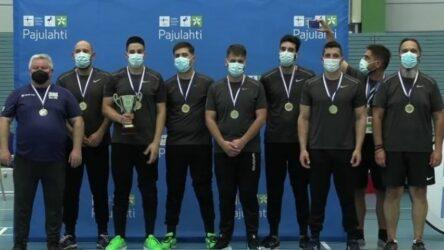 Γκόλμπολ: Πρωταθλήτρια Ευρώπης στην Β' κατηγορία η Εθνική Ομάδα