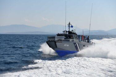 Κύθνος: Επιχείρηση διάσωσης 6 ατόμων μετά από εισροή υδάτων σε σκάφος