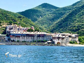 Σε δύο Μονές σε Θεσσαλονίκη και Χαλκιδική εμβολιάστηκε το 100% των μοναχών – Πολύ χαμηλά στο Αγιο Ορος