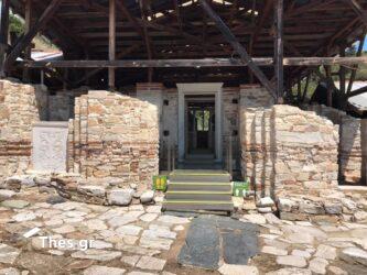 Μονή Ζυγού ή Φραγκόκαστρο: Το αρχαίο αγιορείτικο μοναστήρι που μπορούν να επισκεφθούν και γυναίκες (ΒΙΝΤΕΟ & ΦΩΤΟ)