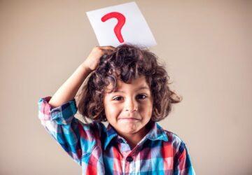 Το παιδί σας ρωτάει συνέχεια «γιατί» και δεν ξέρετε τι να κάνετε