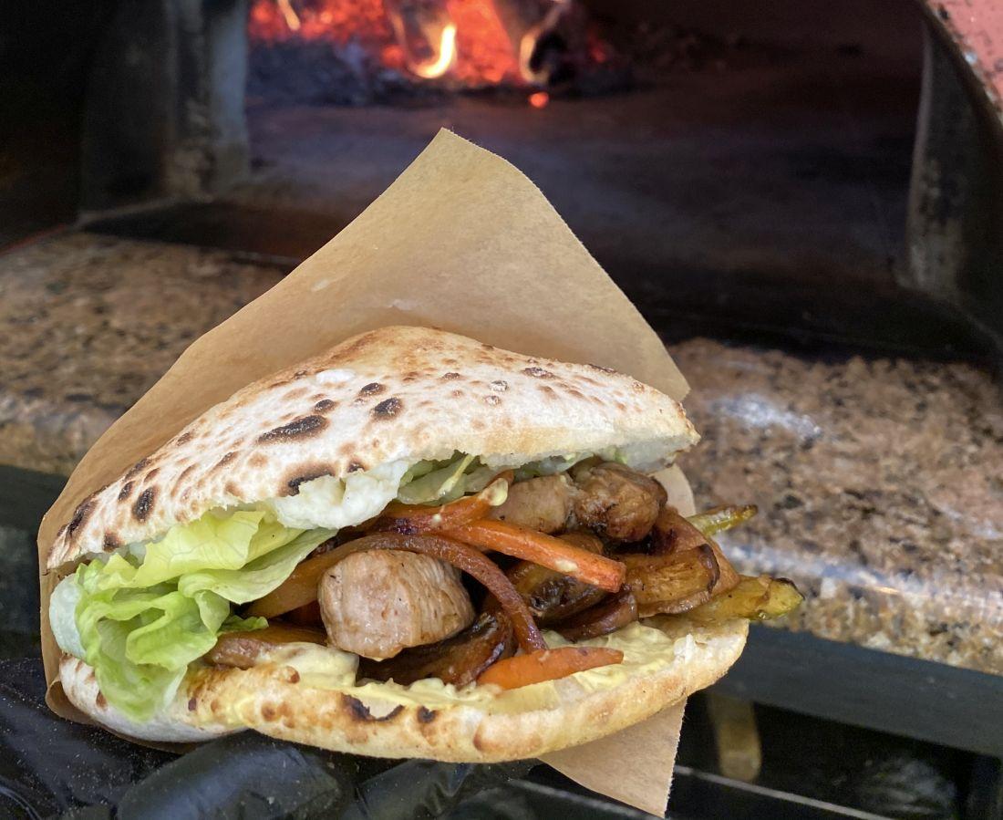 Salento Street Food Θεσσαλονίκη