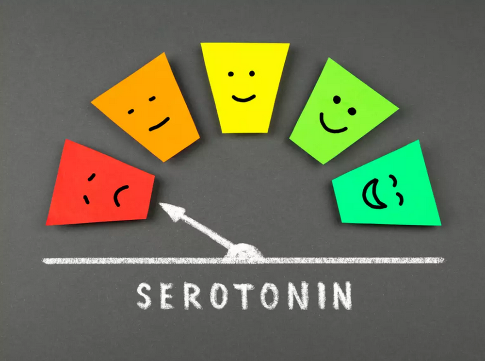 σεροτονίνη η ορμόνη της καλής διάθεσης