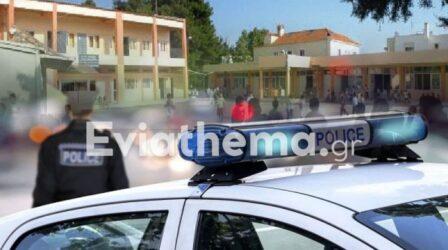 Χαμός στη Χαλκίδα: Εισέβαλε σε σχολείο και επιτέθηκε σε δασκάλους και διευθυντή